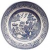 Churchill Willow Pattern Round Platter